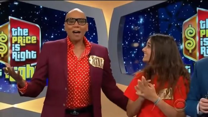 'Drag Queen' RuPaul Raises Nearly $100K for Planned Parenthood on 'The Price Is Right'