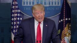 President Trump Says He's 'Correcting Injustice' by Making 'Houses of Worship' 'Essential' and Will 'Override the Governors'