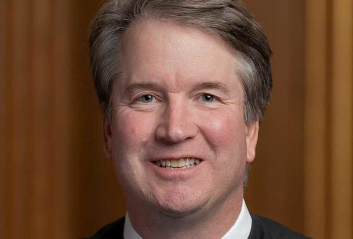 Conservative Favorite Justice Kavanaugh Says 'Gays' Can 'Take Pride in' Ruling Redefining 'Sex': 'Important Victory Achieved Today'