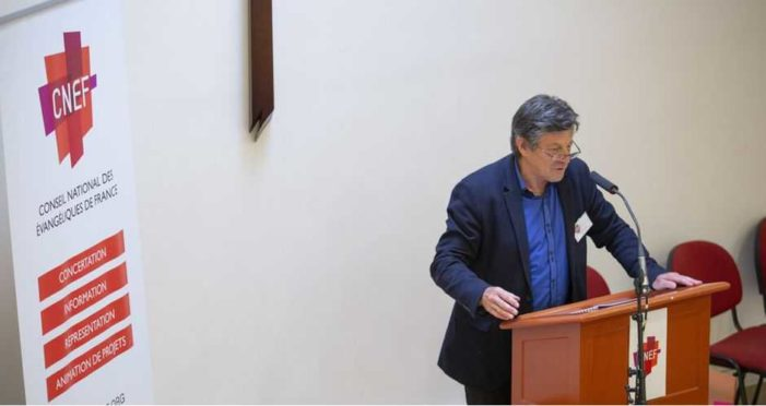 President of French Evangelical Alliance on Coronavirus Recovery: God's 'Word Carried Me'