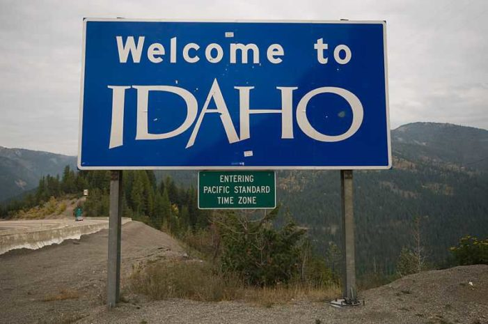 Idaho Becomes 12th State on California's List of Prohibited Places for Government-Funded Travel