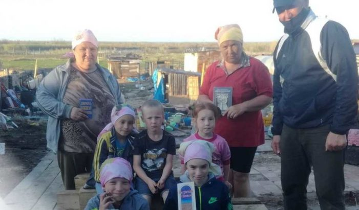 Local Churches Are Feeding Needy, Sharing the Gospel in the Former Soviet Union
