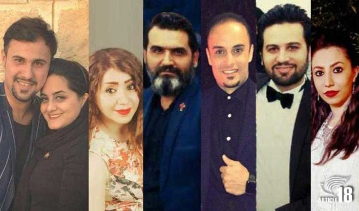 Prison, Exile, Work Restrictions, Fines: Seven Iranian Christians Sentenced for 'Propaganda Against the State'