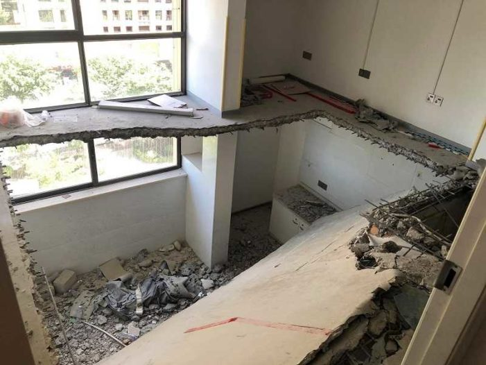 Chinese Police Demolish More Christian Homes in Building Used for Xiamen House Church