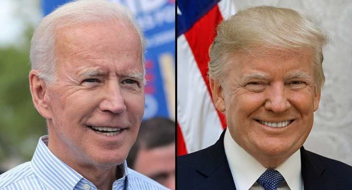 Biden Asserts Faith Has Been His 'Bedrock Foundation' After Trump States Candidate Would 'Hurt the Bible, Hurt God'