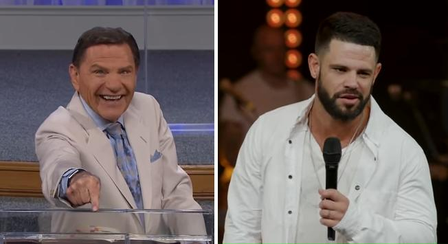 TBN Drops Kenneth Copeland From Lineup, Will Be Replaced by Megachurch Leader Steven Furtick