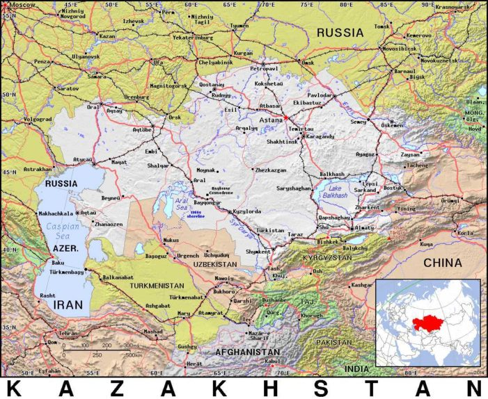 Two Kazakh Pastors Appeal to President Tokayev to Save Churches From Seizure