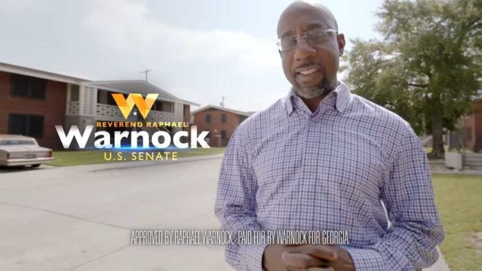 Ga. 'Pastor' Who Supports Abortion 'Rights' Projected Winner of U.S. Senate Seat