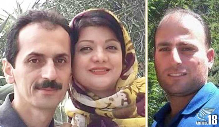 Iranian Christians Sentenced to Prison for 'Spreading Zionist Christianity'