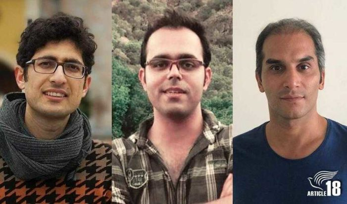 Three Christians Flee Iran in Facing Combined 35 Years in Prison