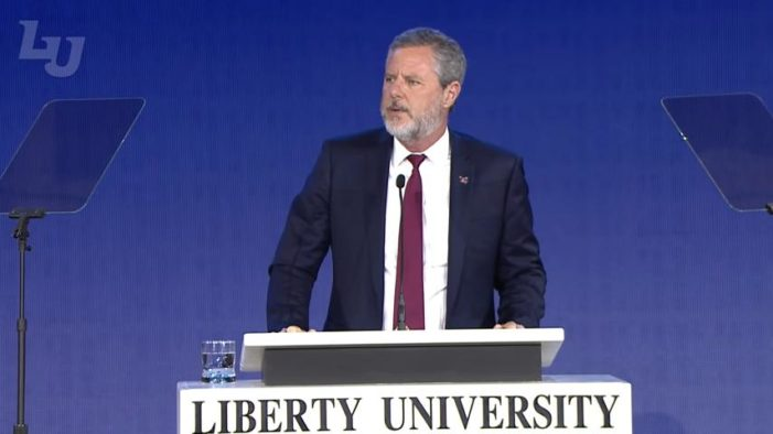 Liberty University Hires Forensics Firm to Investigate 'All Facets' of Jerry Falwell Jr.'s Tenure
