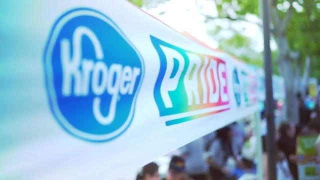 EEOC Sues Kroger After Store Allegedly Fires Two Employees for Not Wearing Rainbow Heart Apron