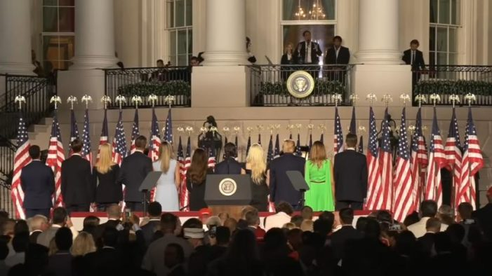 RNC Closing Ceremony Includes Performance of 'Ave Maria', Musical Version of the 'Hail Mary'