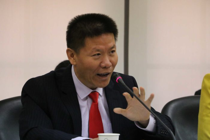 President of US-Based Human Rights, Religious Liberties Group China Aid Receives Death Threats