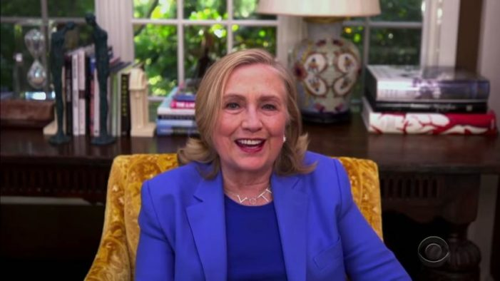 Hillary Clinton Says Youth Are Leaving the Church 'In Part' Because They Perceive It as 'Judgmental' and 'Alienating'