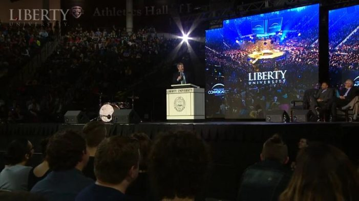 Jerry Falwell Jr. Sues Liberty University for 'Damaging His Reputation' Following 'Forced' Resignation
