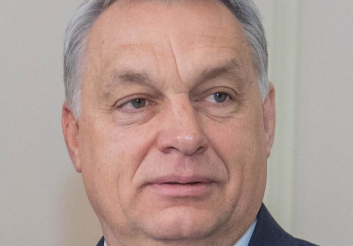 Hungary's Prime Minister Urges Homosexuals to 'Leave Our Children Alone'