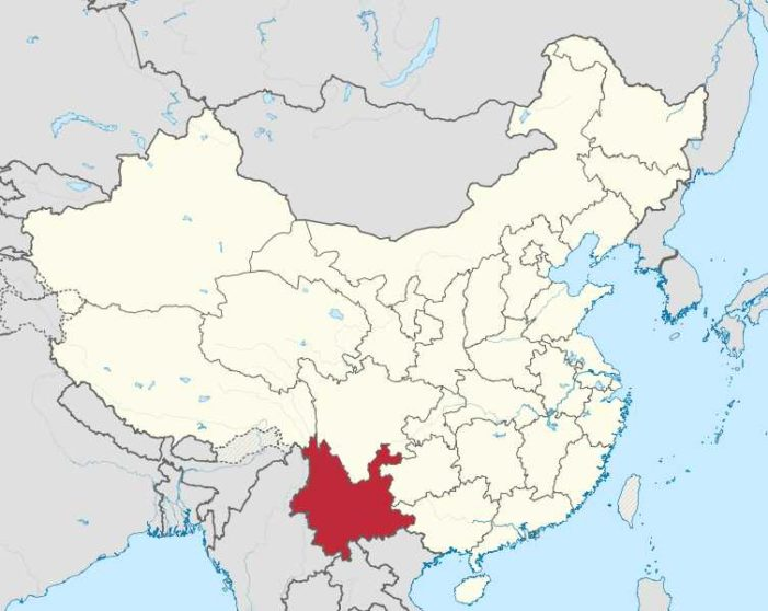 Village Notice in China's Yunnan Province Prohibits Conversion to Christianity