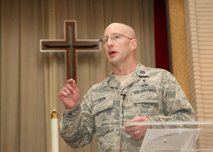Chaplain Seeking Reinstatement After Being Dismissed Following Complaint Over Sermon on Sexual Sin