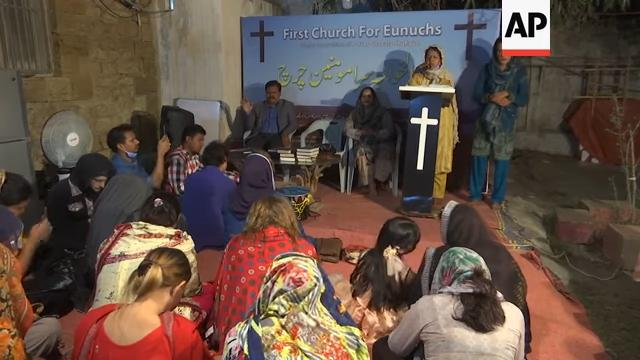 First 'Church' for 'Transgenders,' 'Third Gender' Opens in Pakistan