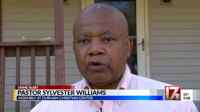 Pastor Encourages Churches to Reach Out to At-Risk Youth in Hopes of Curbing Gun Violence