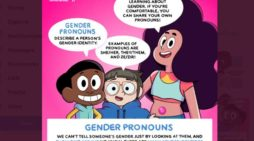 'Beyond Girl or Boy'? Cartoon Network Posts Comic Strip to Teach Youth About Preferred Pronouns