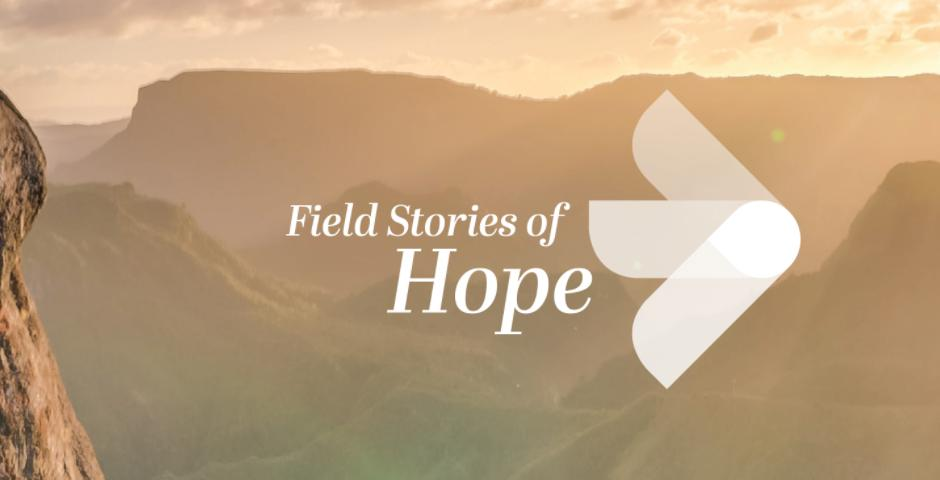 """e3 PartnersLaunches """"Field Stories of Hope"""": reminders of how God is working around the world"""