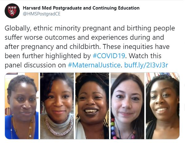 Harvard Receives Backlash for Referring to Women as 'Birthing People' to Include Transgenders