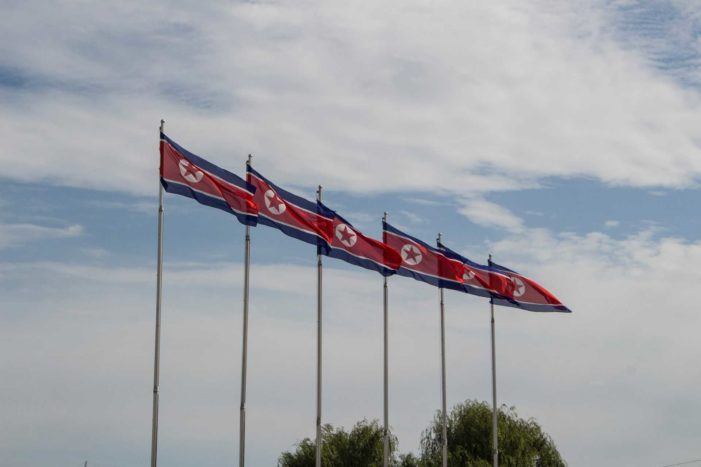 Close of Border Impedes Missionary Activities to North Korea
