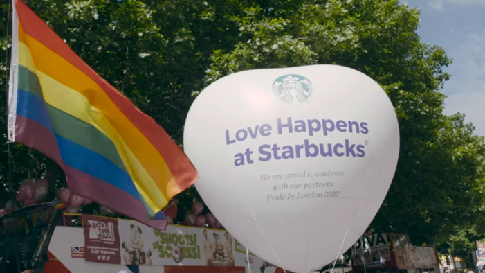 Woman Sues Starbucks After Allegedly Being Fired Over Pride Shirt Objection, Saying Co-Workers 'Need Jesus'