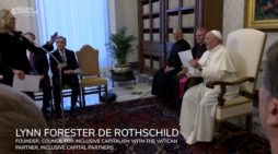 Vatican Joins Some of the Largest Corporations to Promote an Inclusive 'Reform' of Capitalism