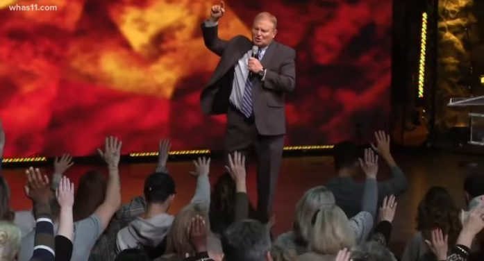 'He Needs to Repent': Louisville Church Leaders Condemn Pastor's Curses on Those Who 'Stole Election'