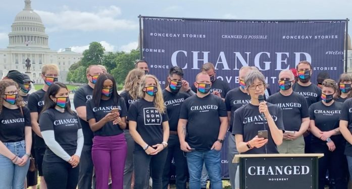 Ex-LGBT Visit DC to Warn Senators About Dangers of the So-Called Equality Act