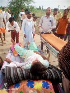 Pastor's Wife, 19-Year-Old Injured in Attack on Christians