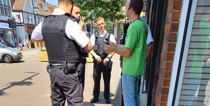 American Evangelist Arrested and Jailed in UK for Preaching 'Homosexuality is a Sin'