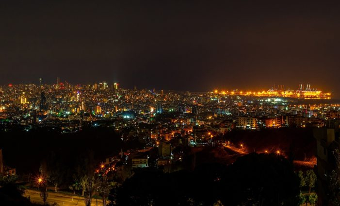 Lebanon's Power Supply Restored After Nation Plunged Into 24 Hours of Darkness