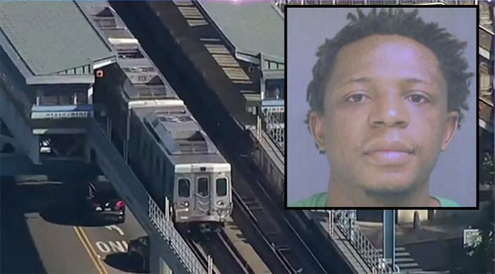 Woman Raped on Train as Bystanders Stood Around and Did Nothing, Police Say
