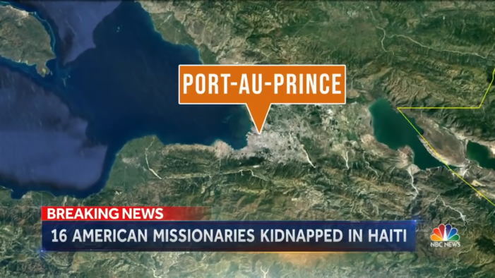 Notorious Gang Kidnaps U.S. Missionaries in Haiti, Including 5 Children