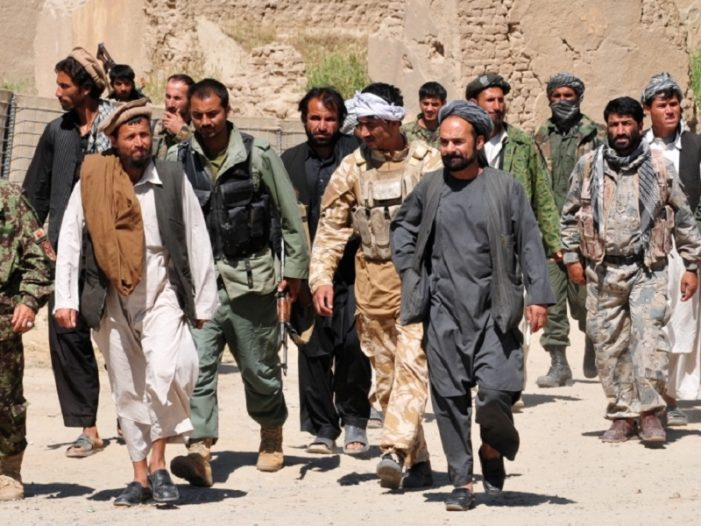 """Taliban Instruct Religious Police to Be """"Moderate"""""""
