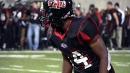 Arkansas State University Allows Football Team to Wear Cross Decal on Helmets