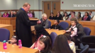 Michigan Hosts Annual 'Adoption Day,' Children Find Forever Families in Christian Homes