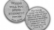School District Finds Teachers Violated Students' Rights by Banning Distribution of Bible Coins
