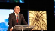 Hillsong's Brian Houston Won't Give Position on Same-Sex 'Marriage': 'We're on the Journey With It'