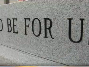 Atheists, Humanists Demand Georgia School District to Remove Scripture from Sculpture