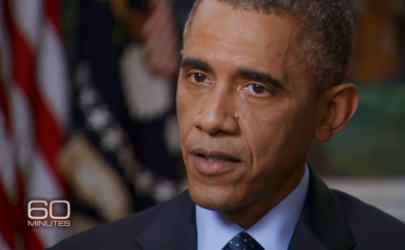 Obama Acknowledges: ISIS Seeks to Kill Those Who 'Worship a Different God'