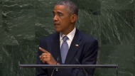 Obama to United Nations: 'The U.S. Is Not at War with Islam; Islam Teaches Peace'