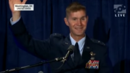 Group Wants Air Force General Court Martialed for Speaking at National Day of Prayer Event