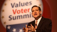 Presidential Candidate Ted Cruz Backs County Clerks Denying 'Marriage' Licenses to Homosexuals
