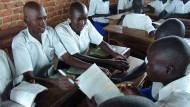 Blind in Uganda Can Now Read the Bible