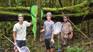 DVD Series Documents Homeschooling Family's Creation Evangelism in Remote Jungle